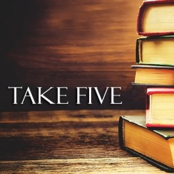 Take Five with Cynthia Manick